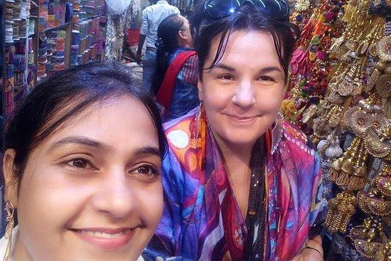 Privat anpassad Delhi Shopping Tour ...