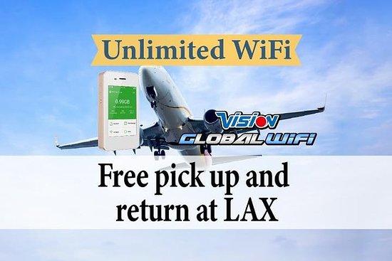 WiFi ilimitado en Los Ángeles, EE...