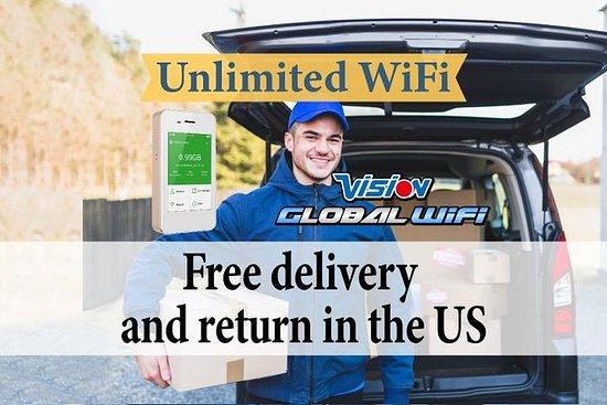 WiFi ilimitado en EE. UU. - Entrega y...