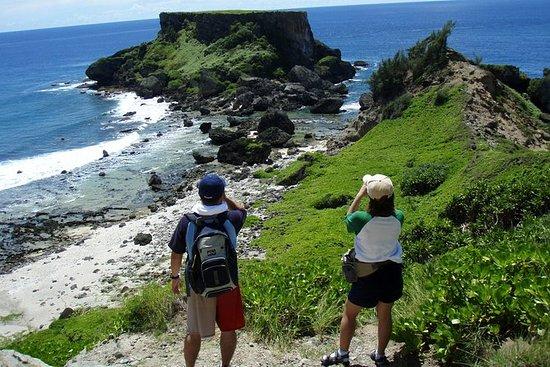 Randonnée sur une île interdite