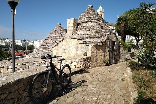 Ebike之旅:Alberobello和Valle d'Itria的葡萄酒
