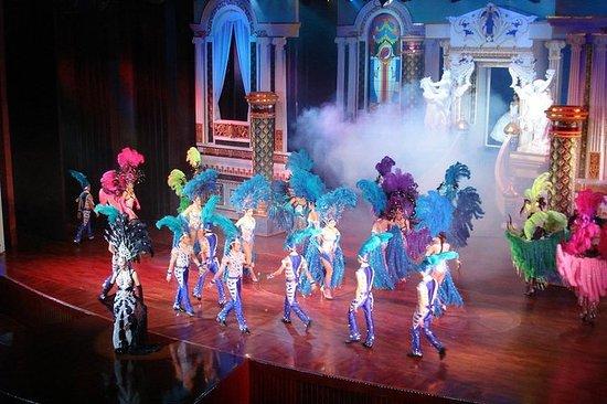 Pattaya Alcazar Cabaret avec...