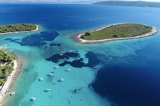 Privat halvdag båttur til Blue Lagoon