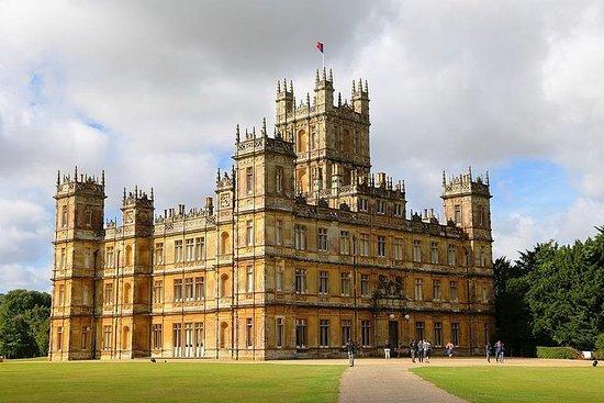 海克利尔城堡和唐顿庄园电影公司从南安普敦出发一日游