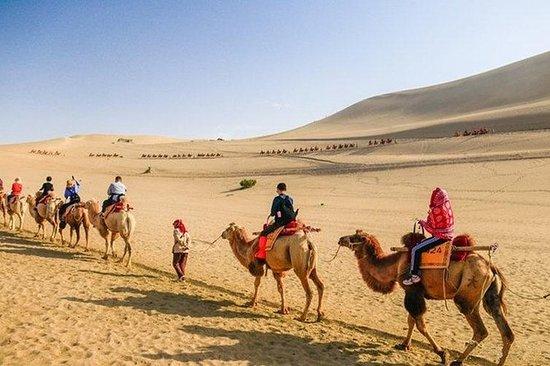 4-dagers privat tur til Dunhuang, Jiuquan og Zhangye med...