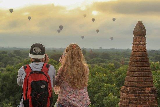 Bagan City Tour Service