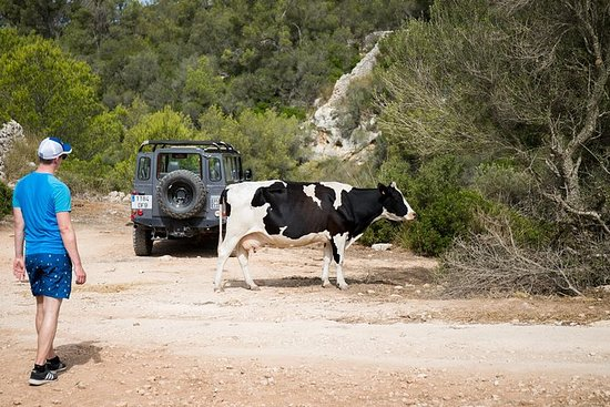 Safari in Jeep di Minorca