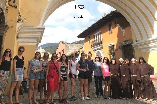 Antigua Walking Tour