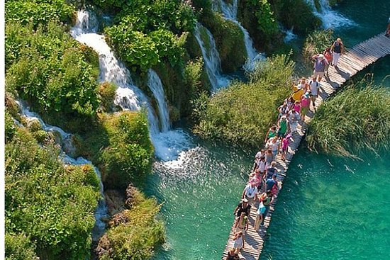 Plitvice Lakes a Day In Magicland...