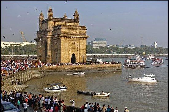 Visite de la ville de Mumbai avec la...