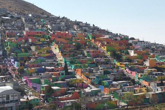 Le colline colorate di Pachuca