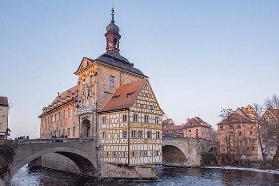 Excursão a pé particular em Bamberg