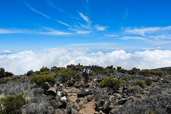 ハイキング:空と雲の間、ルグランベナール