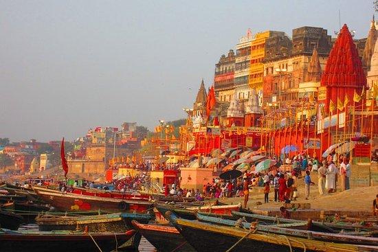 Triangulo de oro Indien Varanasi 7 Dias