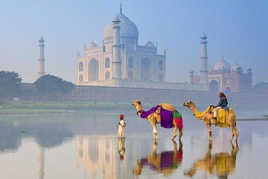 Triangulo de oro Indien 5 Dias