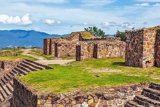 Arkeologiske Oaxaca på 5 dager: Besøk...
