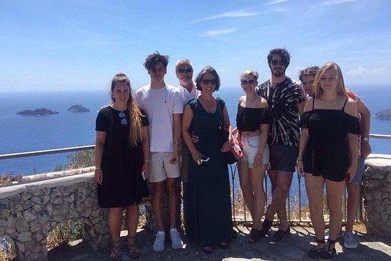 Amalfi Coast Tour [engelsk driver...