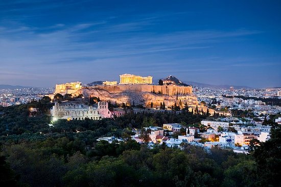 Athens Half Day Tour