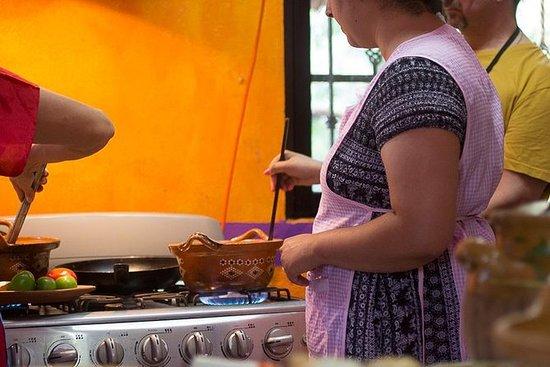 Esperienza di cucina messicana e