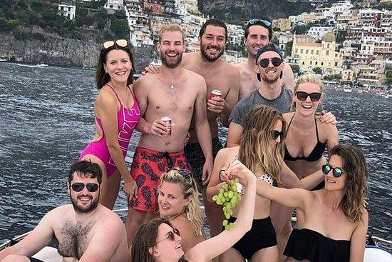Amalfi Tour en bateau de Sorrento