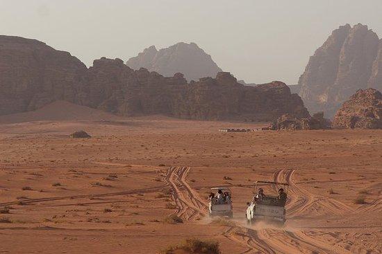 Excursiones de todo el día Wadi Rum