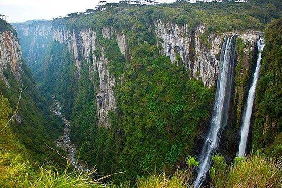 3 Tage im Canyon Itaimbezinho