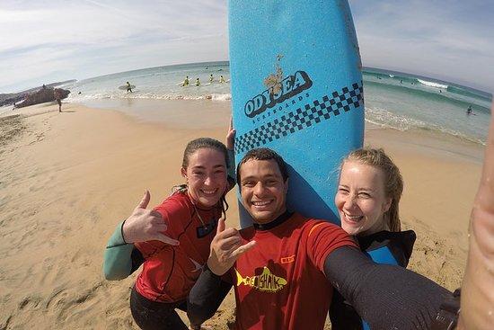 Corso di surf per principianti, 3