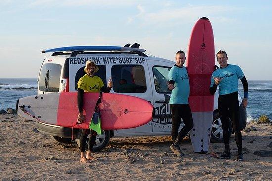 Lezione SURF super divertente e