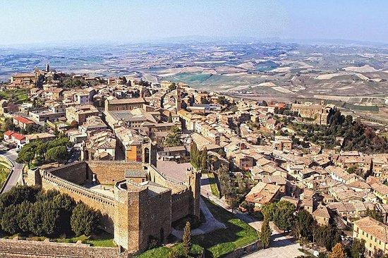 Val d'Orcia-Tour: Montalcino, Pienza...