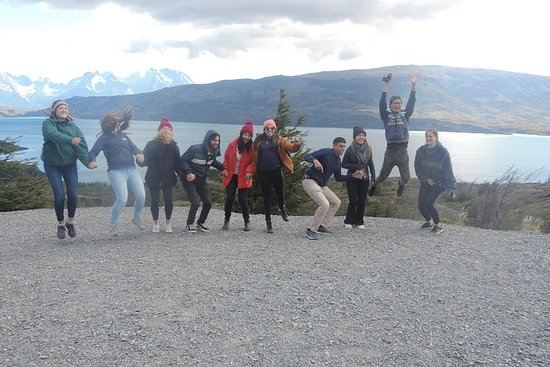 Intera giornata Torres del Paine da