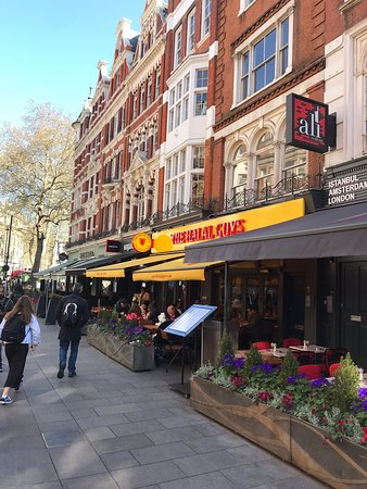 The Halal Guys London 14 15 Irving St Updated 2020