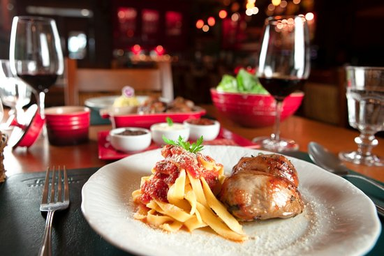 Per Voi: Um prato digno de nona italiana.