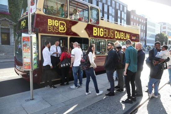 Big Bus Dublin - 2019 Book in Destination - All You Need to Know