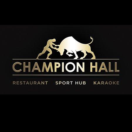 CHAMPION HALL