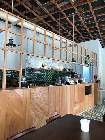 Interior de DIplomata café