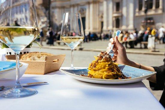 Caffe Barocco Roma Parione Menu Prezzo Ristorante