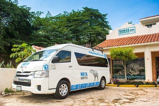 Maya Shuttle