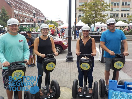 #Easter Is coming! 😃 Gather your #friends & #family for good times at #Boston #Segway #Tours 😎 Book online at www.bostonsegwaytours.net