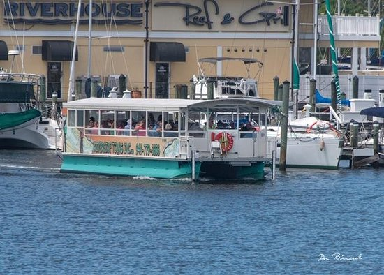 Palmetto, FL: Riverside Tours heading out for another beautiful trip on the Majestic Manatee River and Lower Tampa Bay