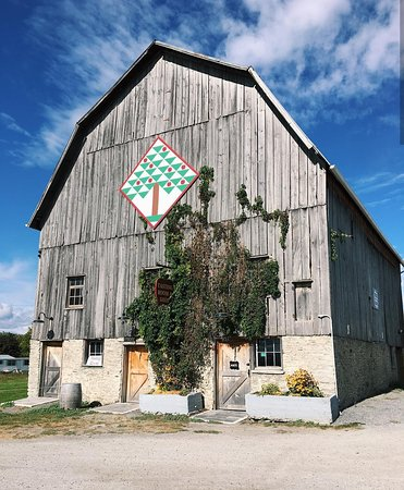 Our historic barn, newly renovated, houses our tasting room and bottle shop.