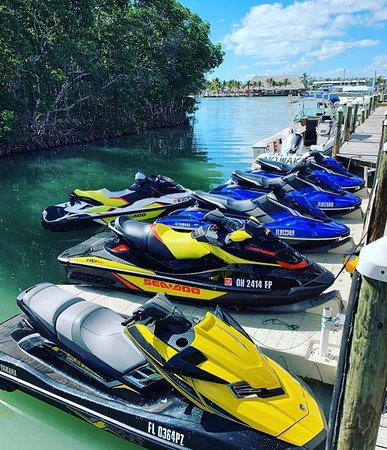 JetsKeys Water Adventure  Key Largo Jet Ski Rentals