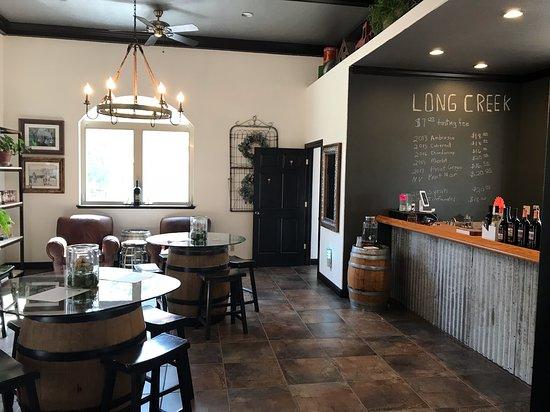 Oroville, Californie: Tasting Room