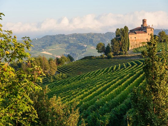 Alba, Italien: castello