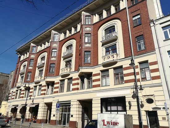 Profitable House of the Moscow Mortgage Loan Partnership