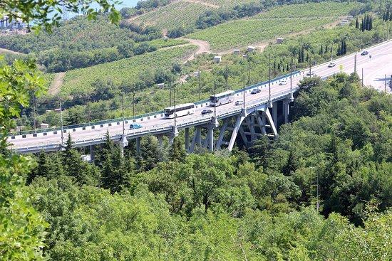 Razvyazka Gurzufskiy Most