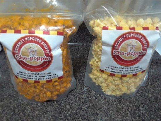 Sha-Poppin' Gourmet Popcorn Shop