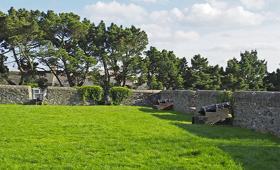 Chudleigh Fort
