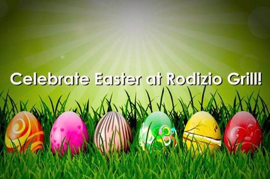 Celebrate Easter with us.
