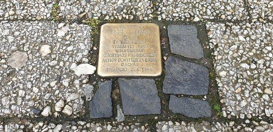 Stolpersteine in Limburg an der Lahn