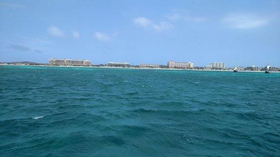 תמונה מAruba Snorkel Cruise to SS Antilla with Lunch